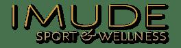 imude logo white