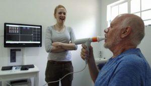 Spirometer Equipment
